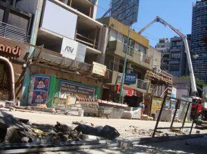 calle construccion