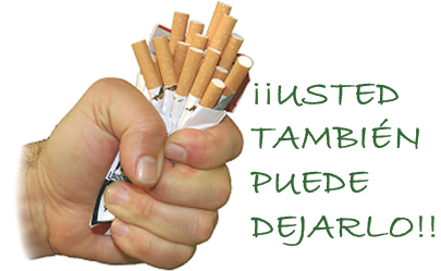 Como librarse de la dependencia de tabaco los medios públicos