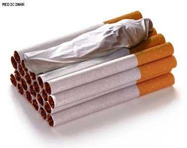cigarrillos y muerte