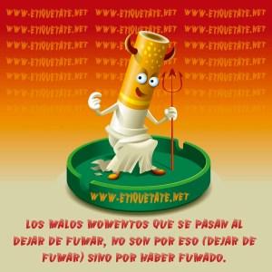 Frases para el Dia del No fumador 2012